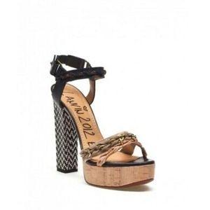 Lanvin high heeled sandals ete 2012